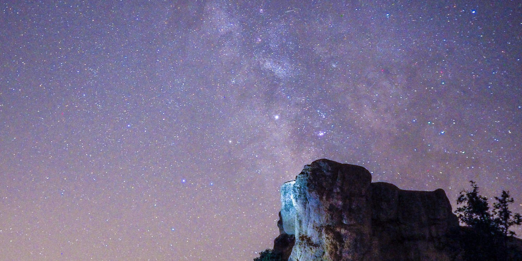 Tutorial: Photograph the Milky Way and edit it with Lightroom on your mobile