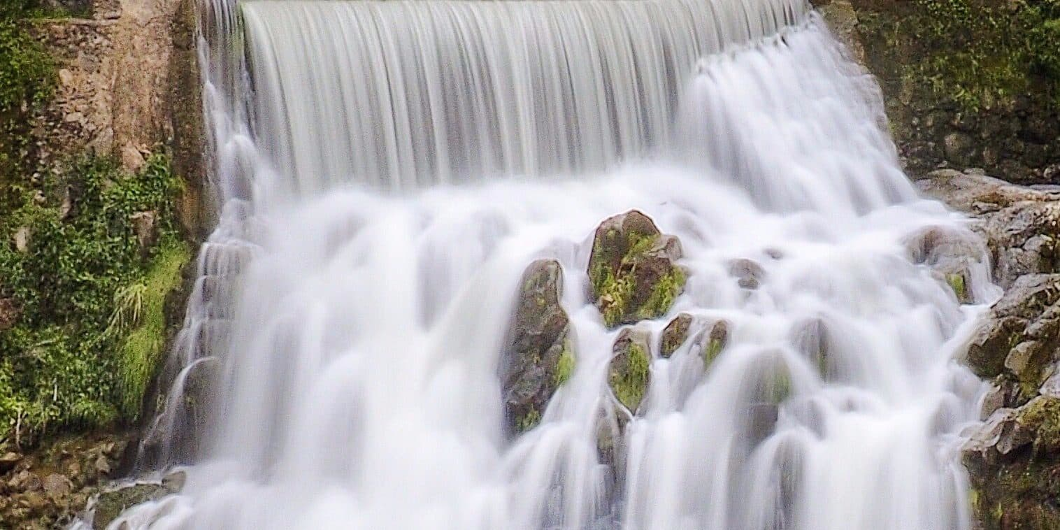 Tutorial: How to make long exposures of water to achieve silk effect